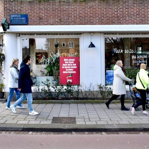 Initiatief 'Reclame voor Horeca' steunt Amsterdamse horecazaken