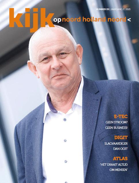 Nieuwste editie Kijk op Noord-Holland Noord gepubliceerd
