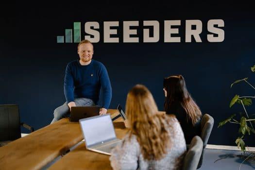 Seeders benoemt Phil Kropp als chairman voor snelle acceleratie