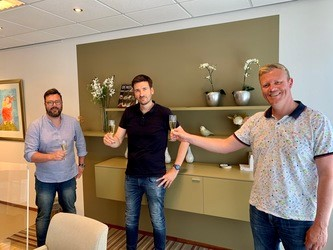 Erik Dijkman treedt toe als aandeelhouder van Bambuu BV