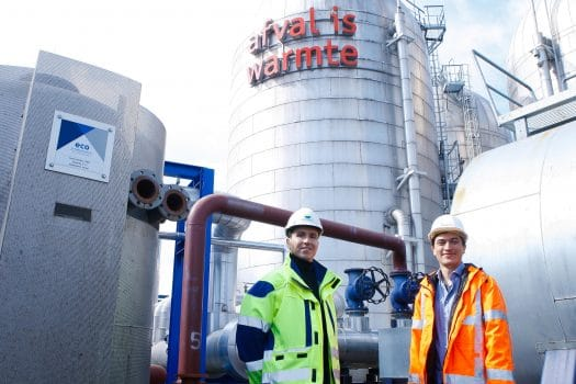 Amsterdam Engineering en Vattenfall werken samen aan uitbreiding stadswarmte