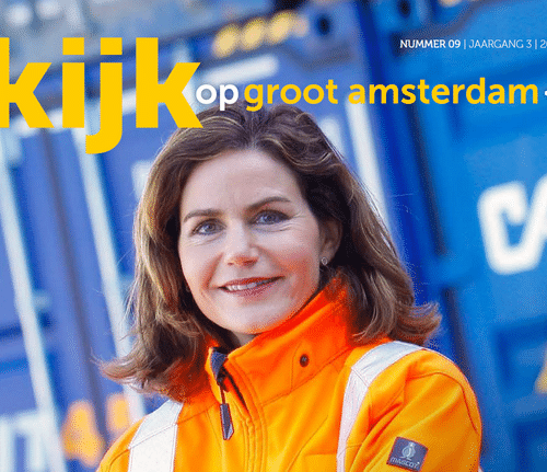 Bomvolle juni-editie Kijk op Groot Amsterdam