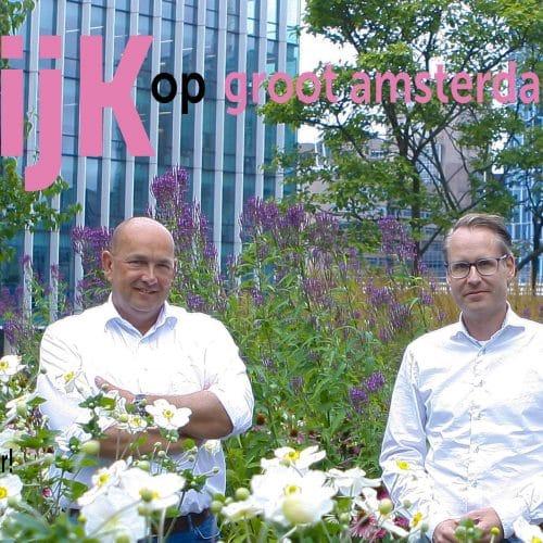 Najaarseditie Kijk op Groot Amsterdam gepubliceerd!